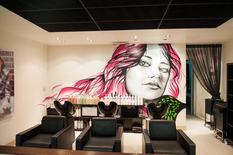 Grafitti art kopen - Salon Graffiti Art Alissa Collins