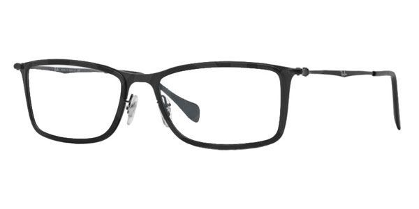 Womens 5360 Optical Frames, Negro, 54 Ray-Ban