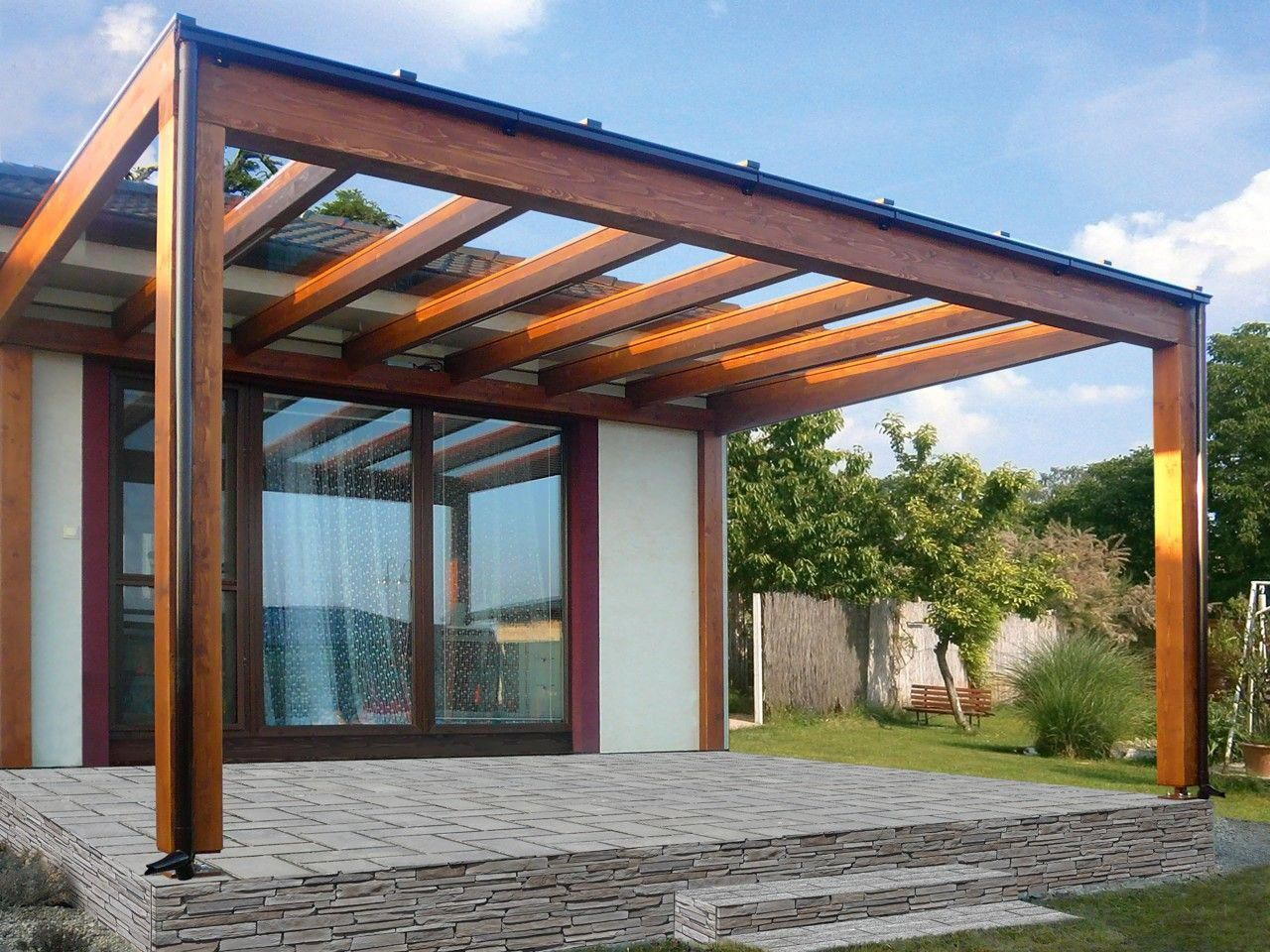 Pergola For Car Parking PergolaMeasurements Code