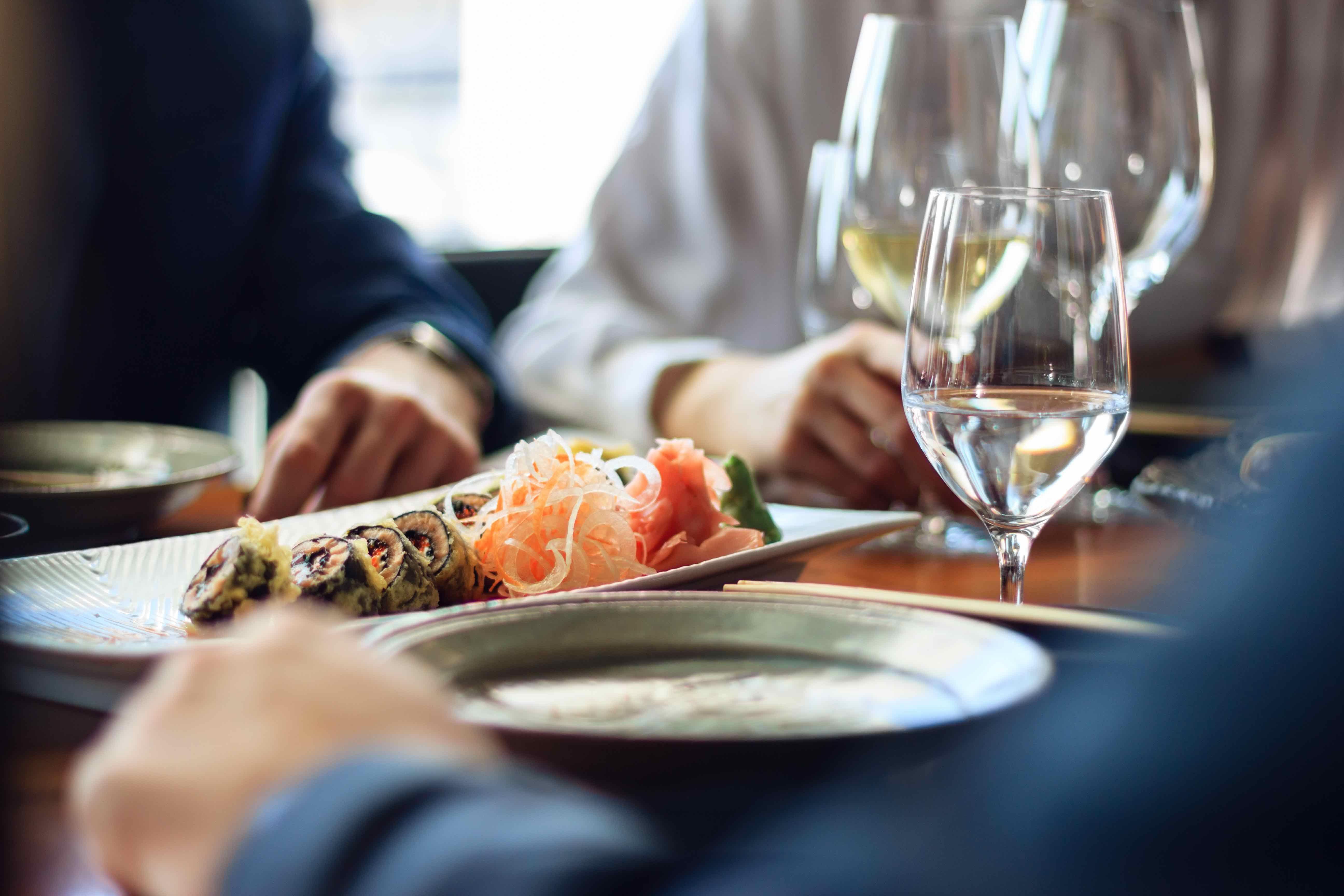 Welche Weine passen zur asiatischen Küche? Sushi