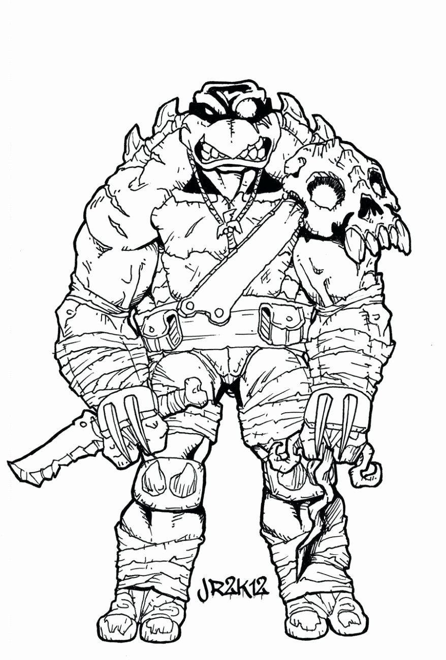 Teenage Mutant Ninja Turtles Coloring Page Beautiful Teenage Ninja Turtle Coloring Pages Downl Ninja Turtle Coloring Pages Turtle Coloring Pages Coloring Pages