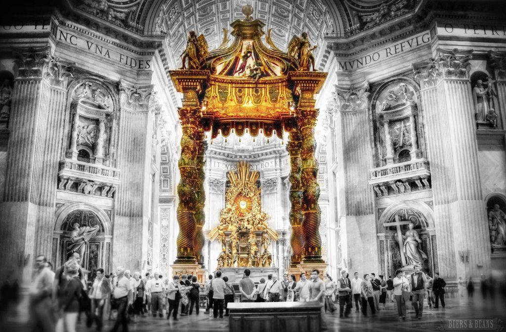 Bernini's Babies - The Vatican by BeersandBeans.com