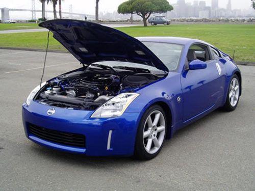 nissan 350z 2003 2004 2005 2006 2007 factory service manual http rh pinterest com 2005 350Z 2003 350Z Silver