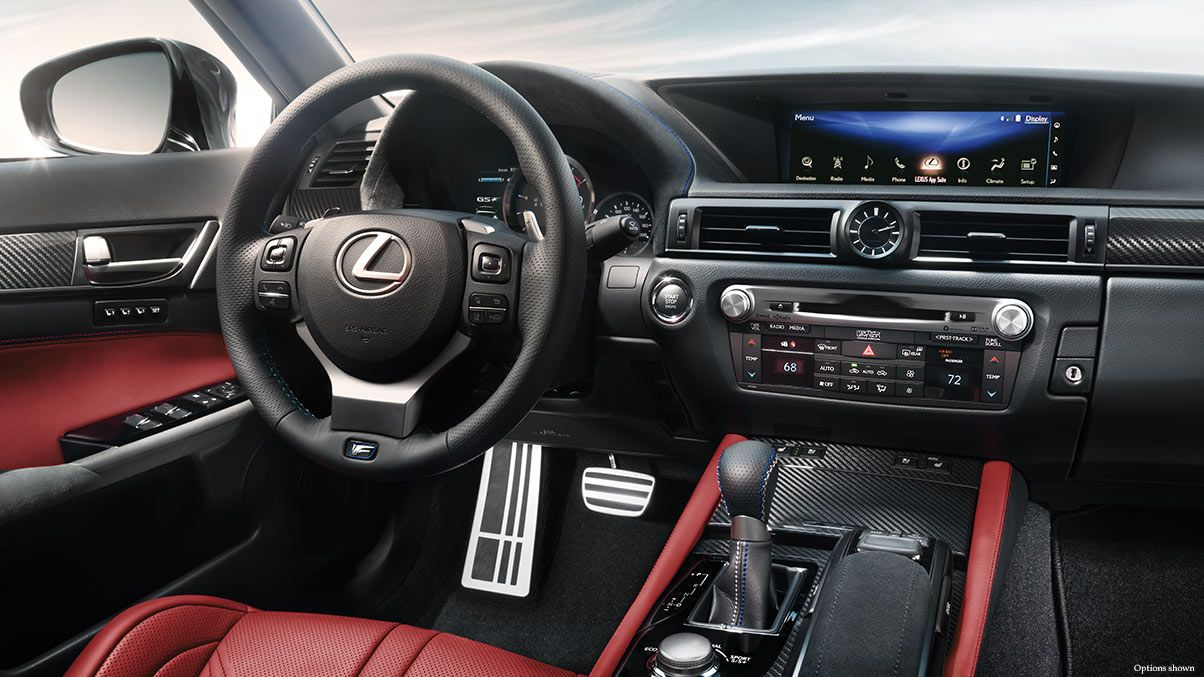2020 Lexus Gs F Luxury Sedan Lexus Dealership Best Pickup Truck Lexus Sport