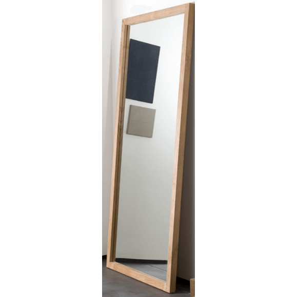 Lars Spiegel Eiche Material Eiche Massiv Geolt Masse 90 X 50 X 200 Cm Gewicht 31 Kg Nicht Outdoor Geeignet Home Decor Mirror Decor