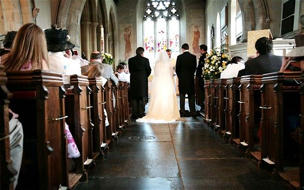 How Much Does It Cost To Get Married In A Church Everafterguide