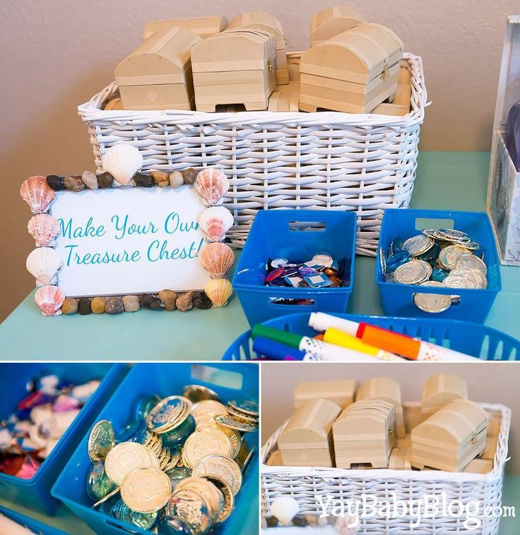 Photo of Mermaids/Under the Sea Birthday Party Ideas | Photo 1 of 20 | Catch My Party