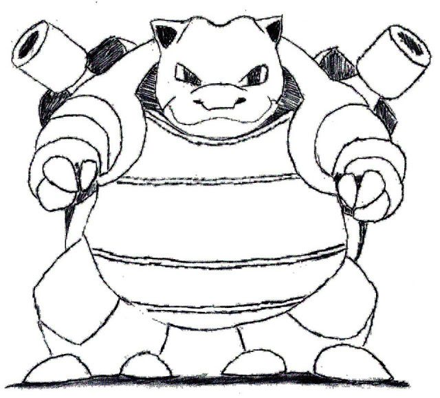 Coloring Page Attractive Pokemon Coloring Pages Blastoise Pokemon2bcoloring2bpages2b 2bblastoise2b7jpg P Pokemon Coloring Pages Pokemon Coloring Coloring Pages