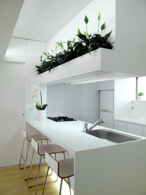 Kitchen Bar Minimalist Zen Fascinating 12Zenstylekitchenbreakfastbar12x12 Kitchen Ideas 6909 1