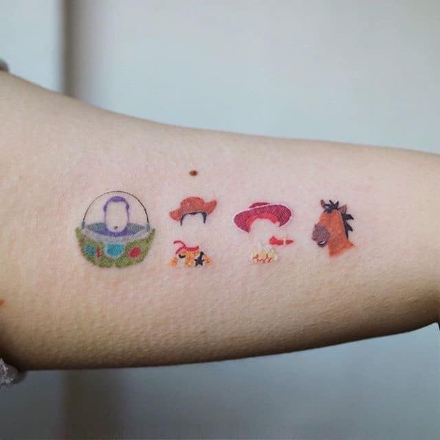 Photo of Tatuajes que todo fan de Disney querrá tener