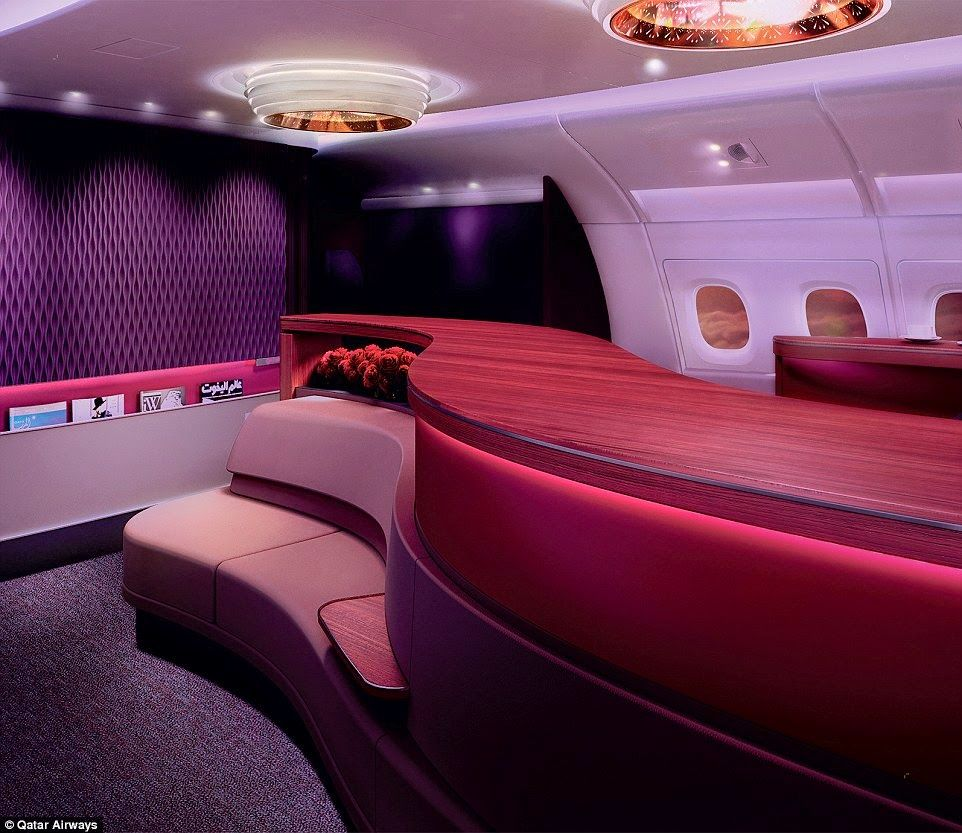 Passion for luxury qatar airways a380 first class suites