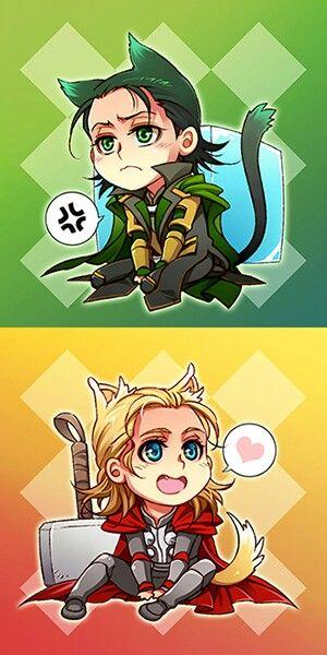 Marvel-Thor and Loki 4 | Marvel | Thor x loki, Loki, Marvel