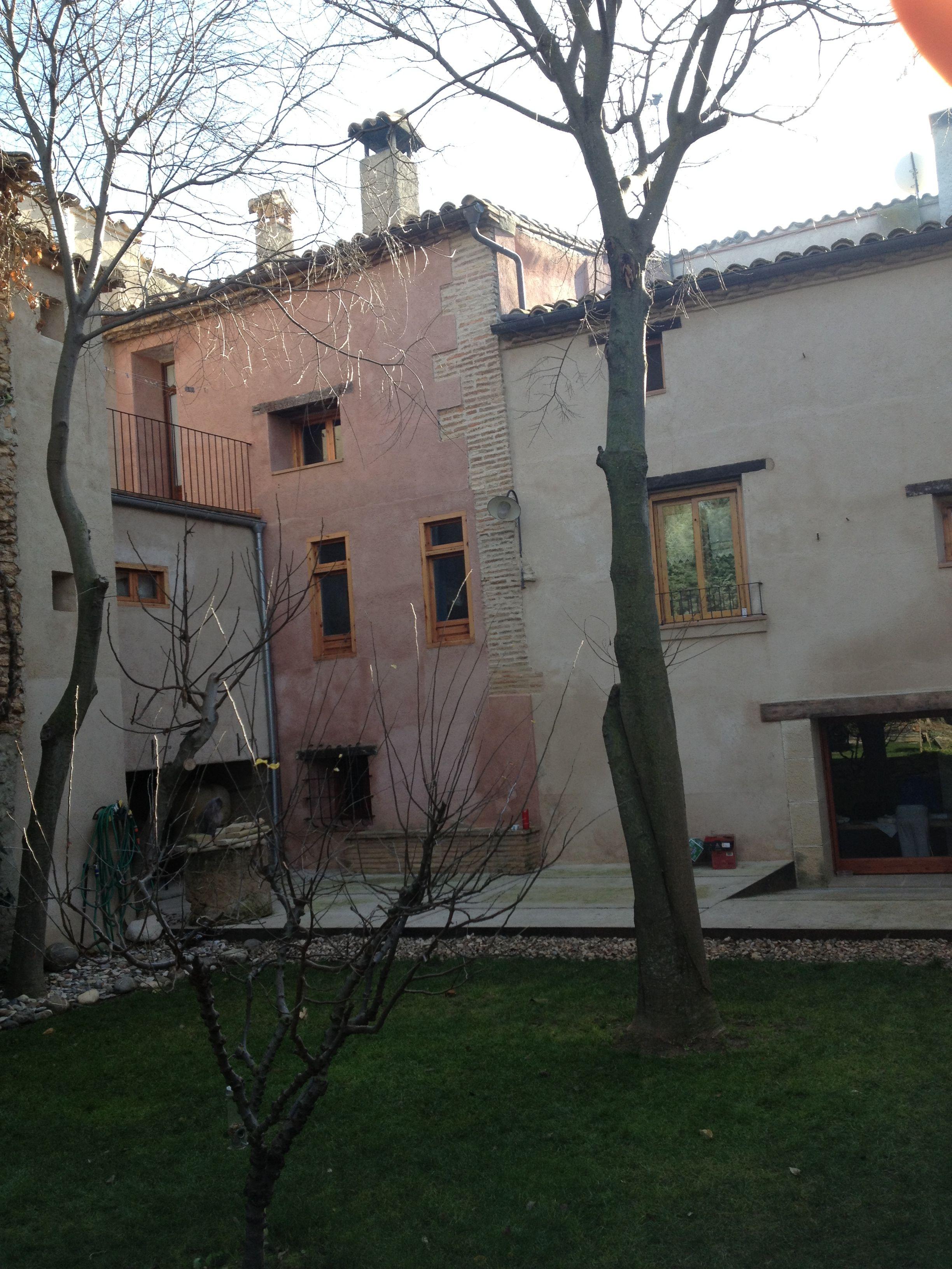 Laluenga, casa Planas (act. Casa Pujol - Keller)