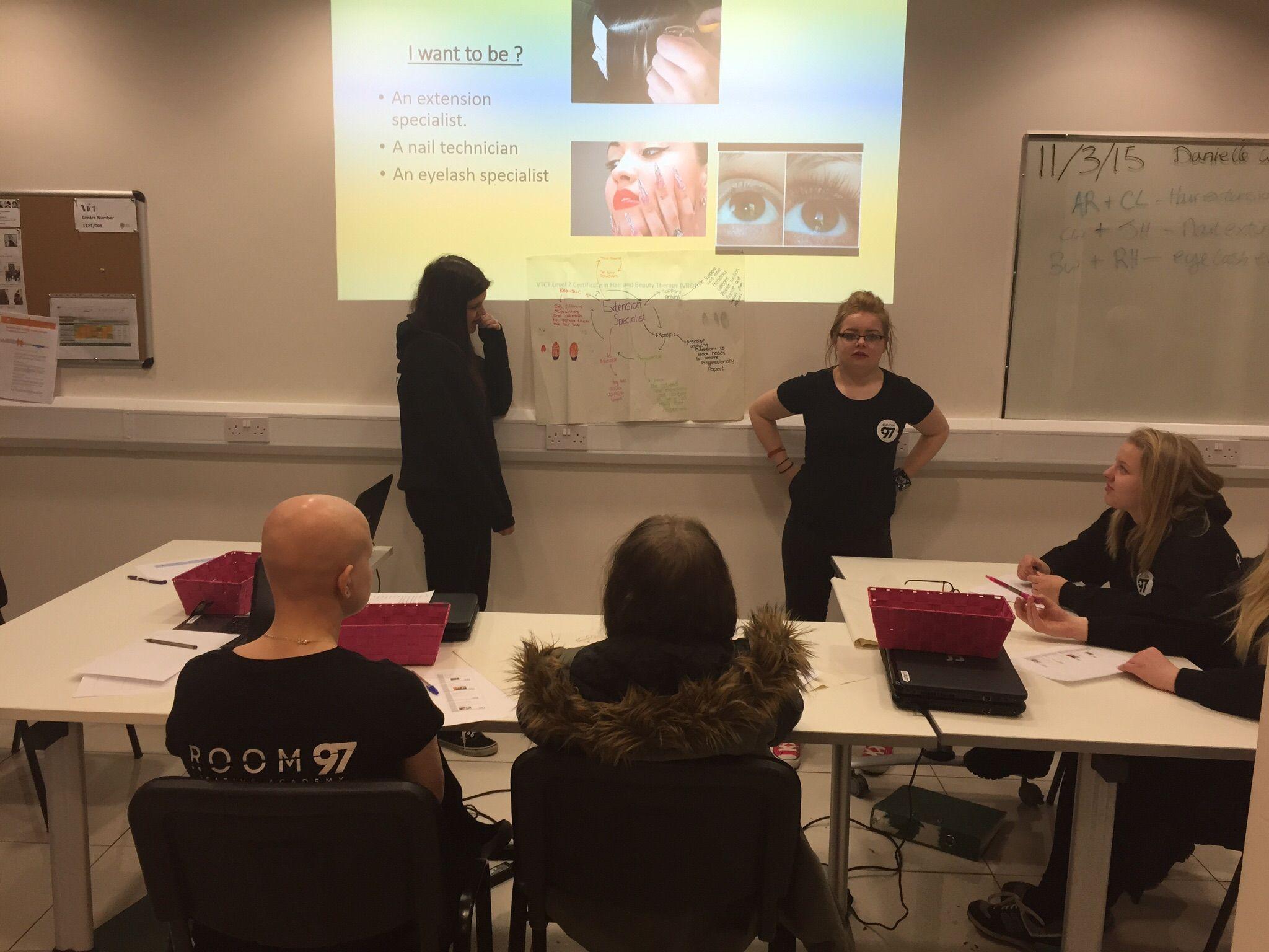 Student presentaion