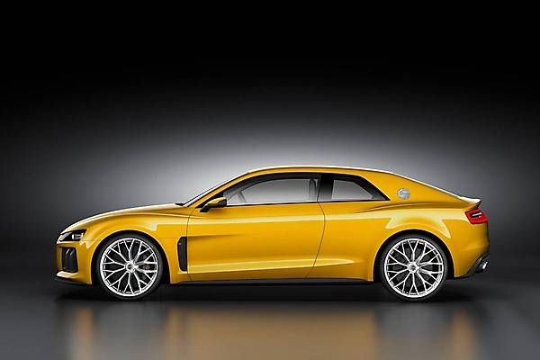 2018 2019 Audi Sport Quattro Concept Audi Sport Audi Cars Audi