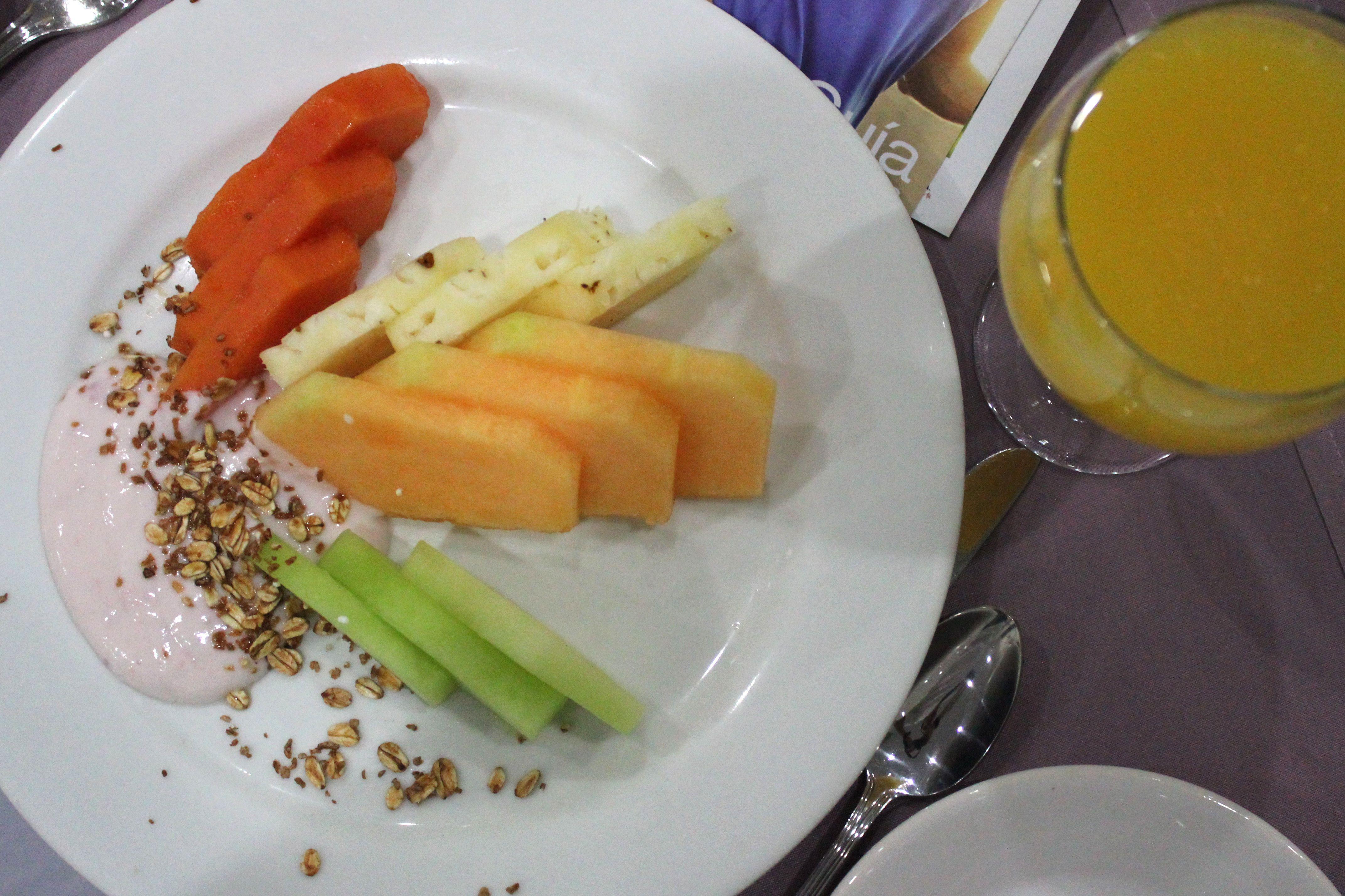Para desayunar bien, hay que hospedarse en Oasis