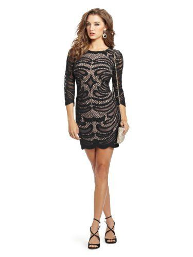 71a1e3e07b3d GUESS by Marciano Women's Davy Lace Dress | Lacy Story | Dresses ...