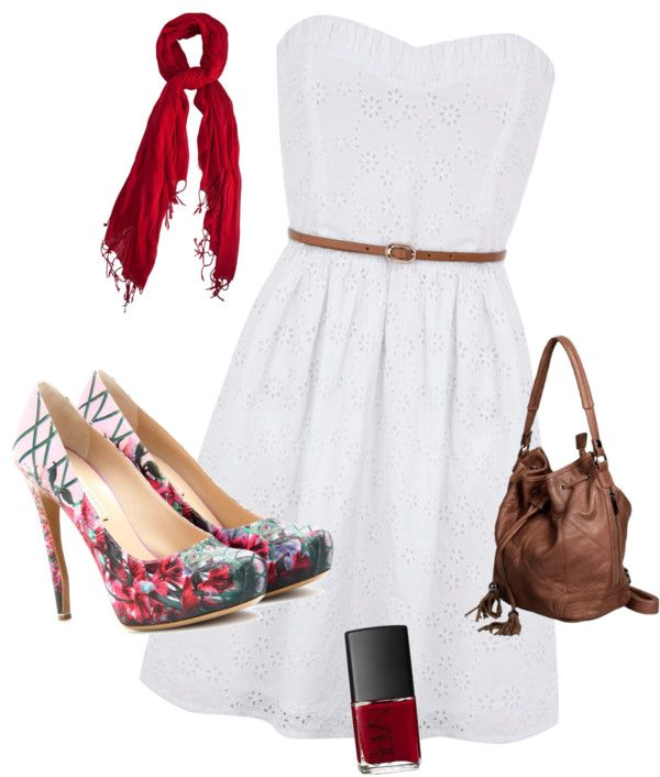 Summer Date, created by fashionfinatic on Polyvore