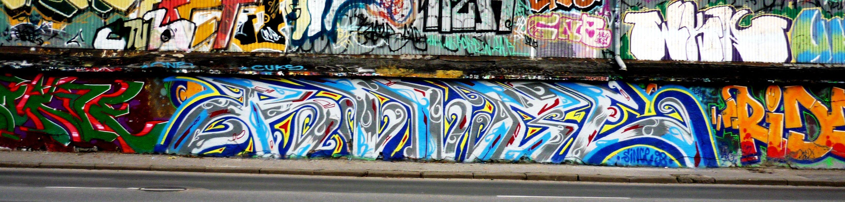 styl bronowice Graffiti, Art, Painting