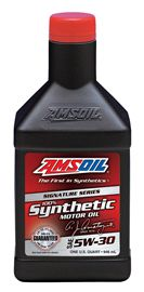 Amsoil Signature Series 5w30 Normal Service 3 Up To 25 000