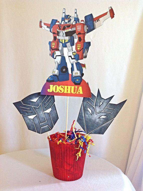 Fiesta con Optimus Prime