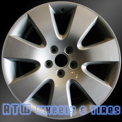 Audi Q7 Wheels For Sale 2007 2013 18 Silver Rims 58803 Wheels For Sale Audi Q7 Oem Wheels