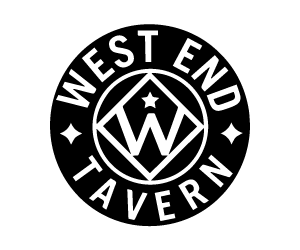 The West End Tavern Happy Stagger Bar And Happy Hour Guide Beautiful Logos West Tavern