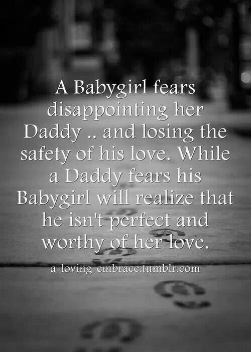 Sad My Baby Girl Wont Have Her Daddy Around Love Writing