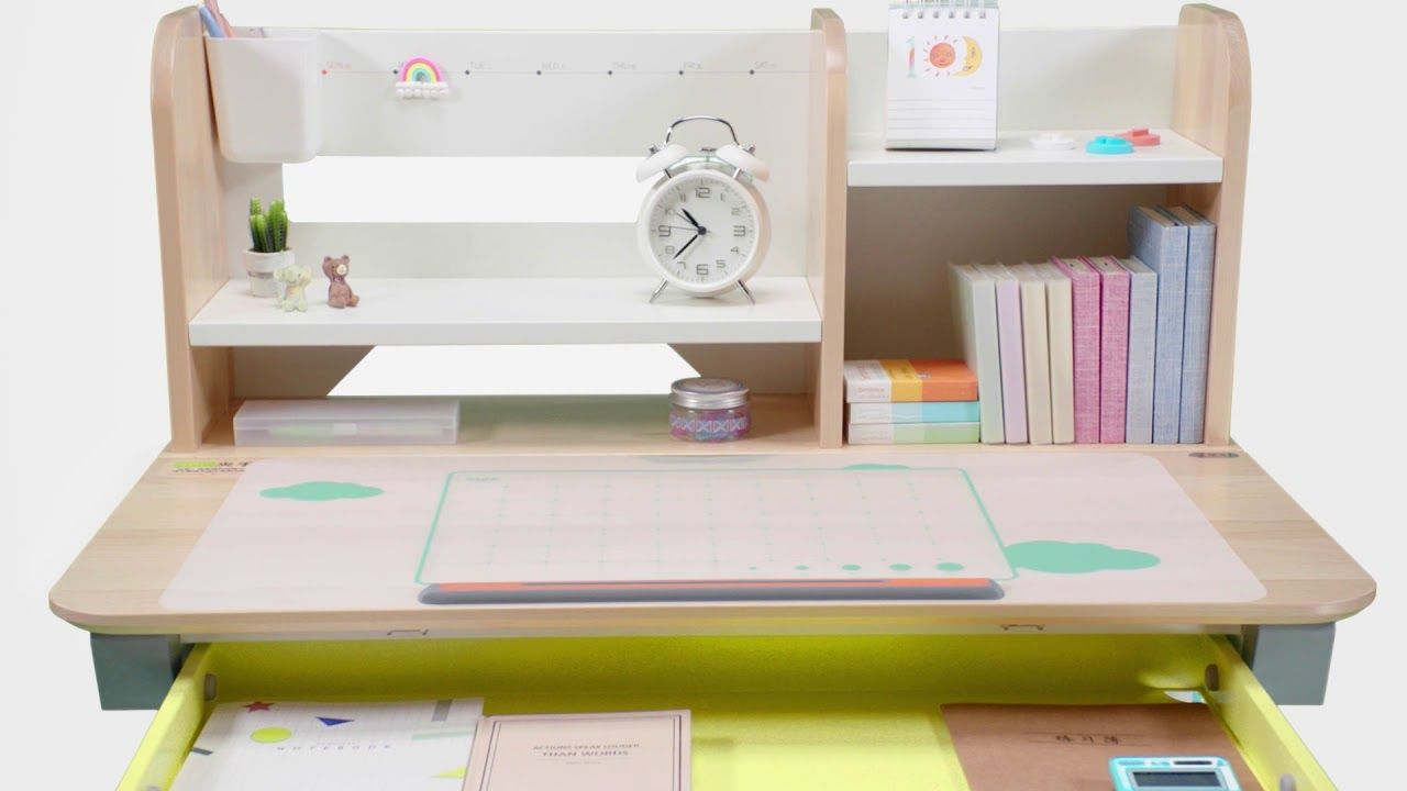 kidkraft study desk with chair instructions