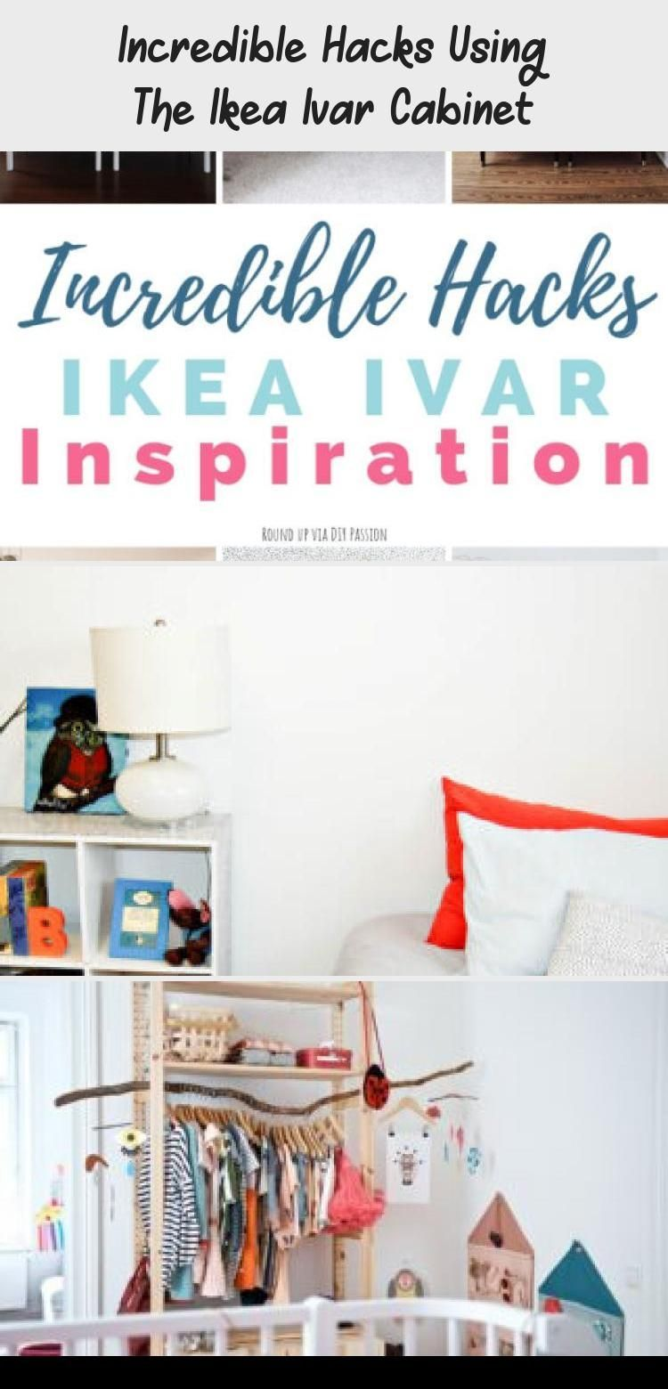 Unglaubliche Hacks mit dem Ikea Ivar Cabinet – Elsie&39;s ...