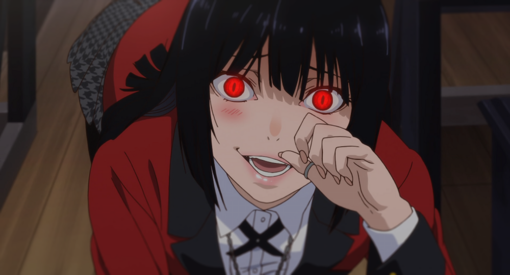 Photo of Yumeko Jabami Anime Kakegurui Wallpaper