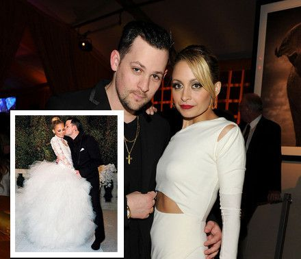 Nicole Richie | December, Dads and Marchesa