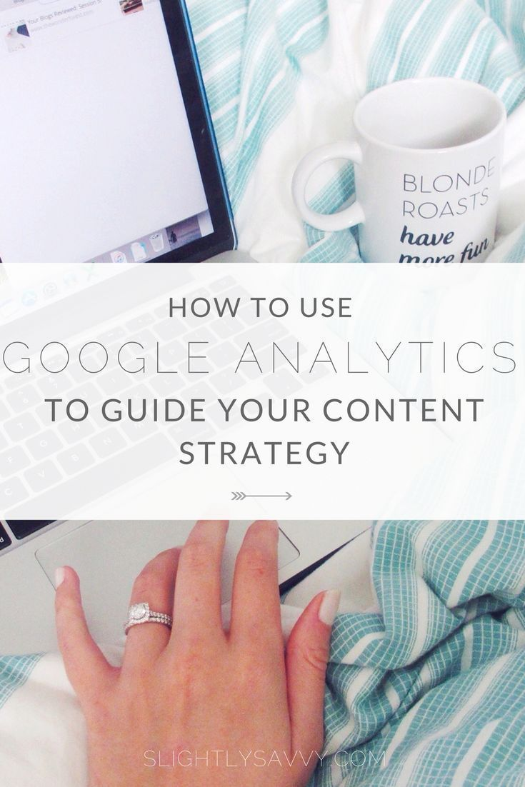 How To Use Google Analytics To Guide Your Content Strategy