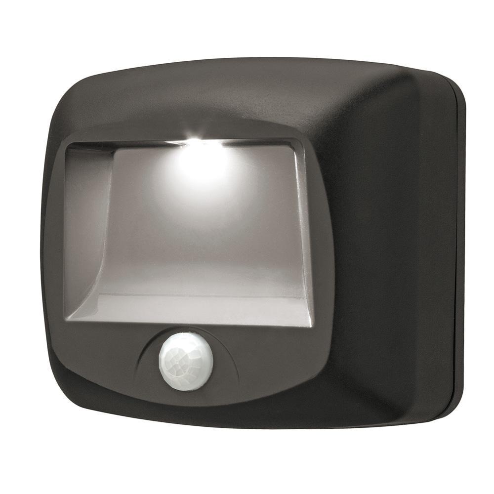 Wireless Bronze Outdoor Motion Sensing Step Deck Light Deck Lighting Deck Stair Lights Led Step Lights