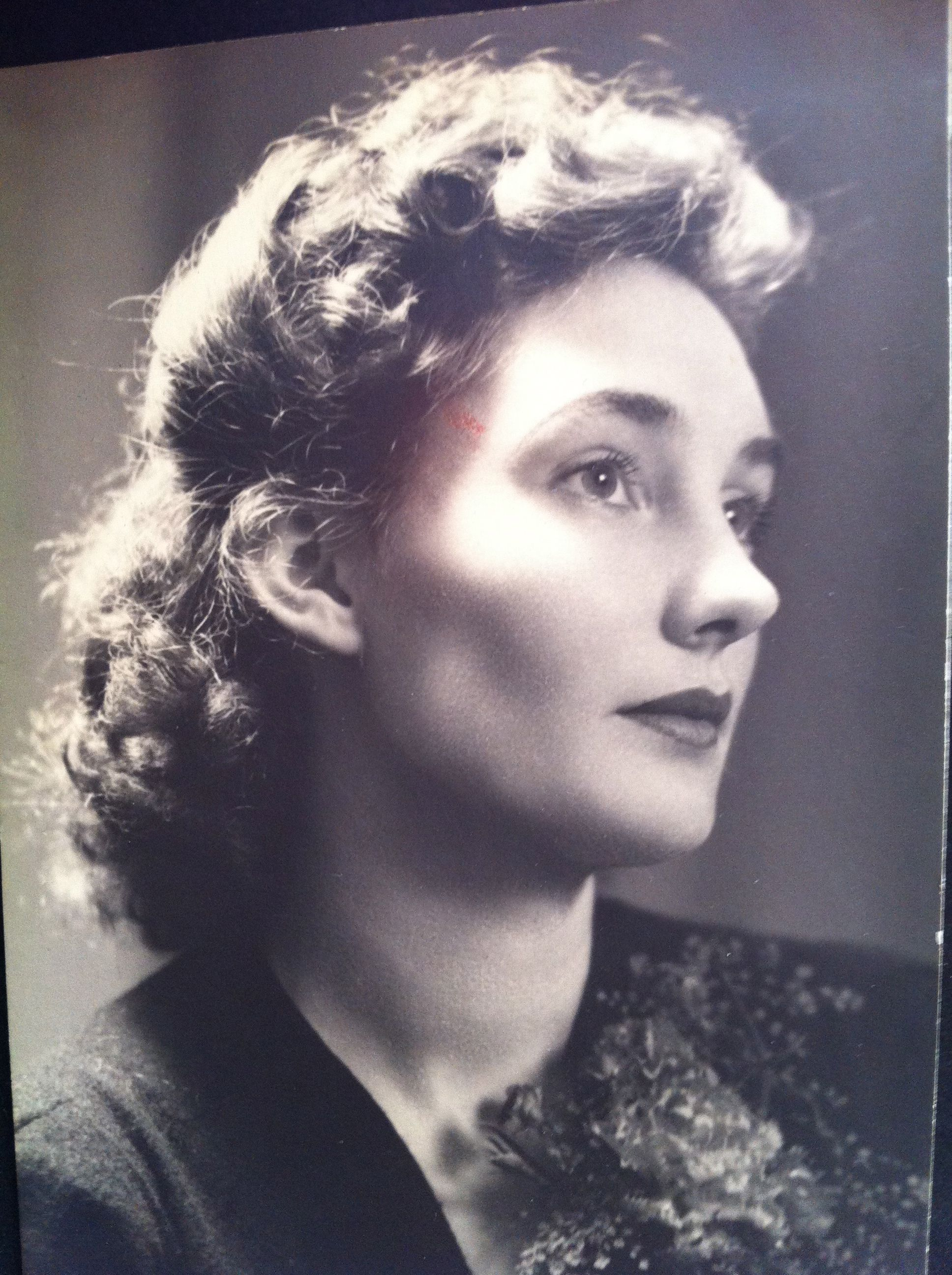Amelia - a beauty of yesteryear