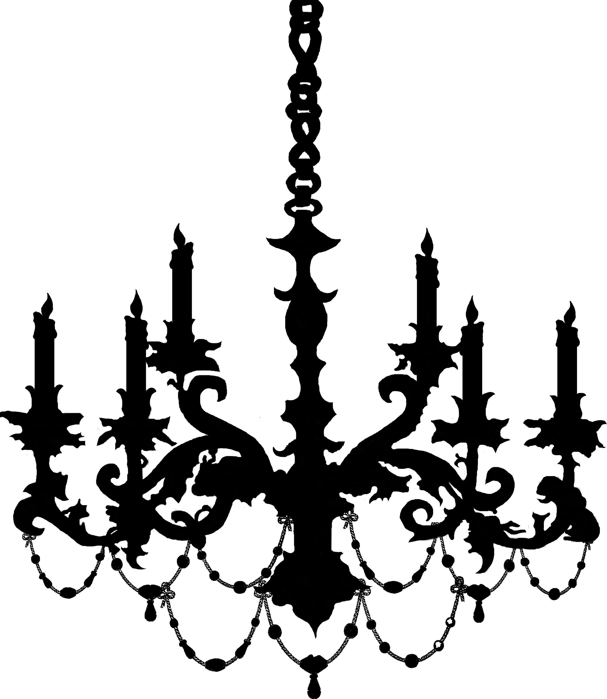 black chandelier image transfers pinterest black chandelier