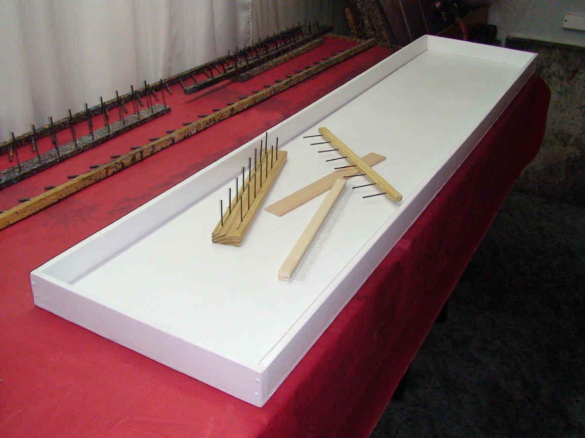 Marbling Trays Silk Painting Ebru Art Marble Art