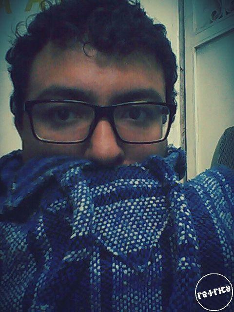 I'm cold ☁❄☁❄☁❄☁❄