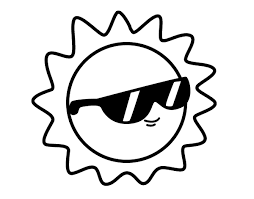 Sol Para Dibujar Buscar Con Google Coloring Pages Bee Coloring Pages Elsa Coloring Pages