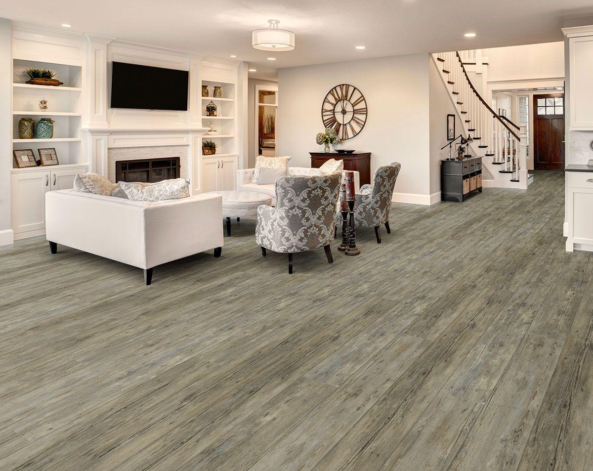 SPC Blue Ridge w/ Cork Stone Plastic Composite Flooring