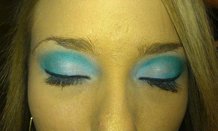 Charlie's mermaid eyes *.*