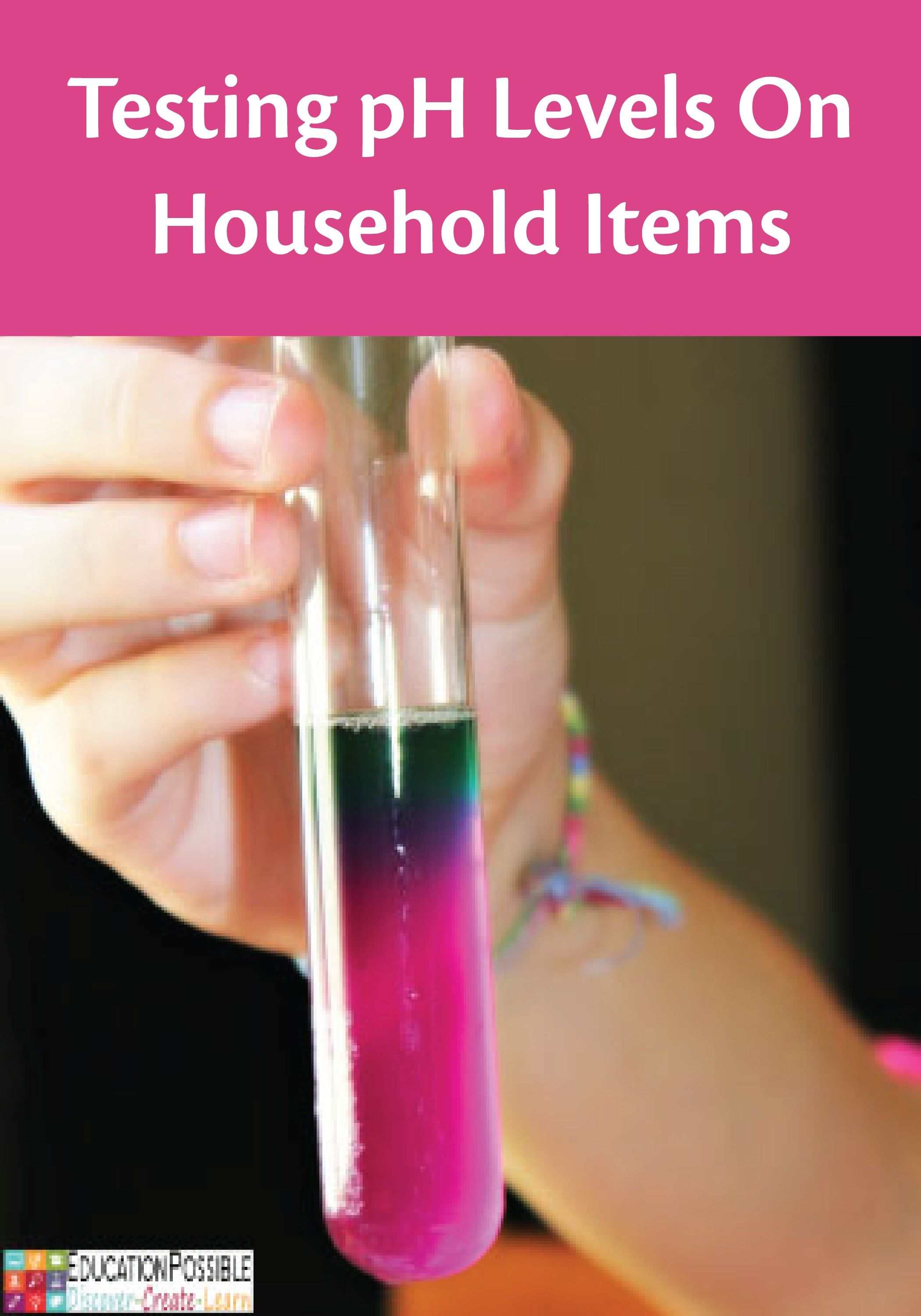 Middle School Chemistry Acids And Bases