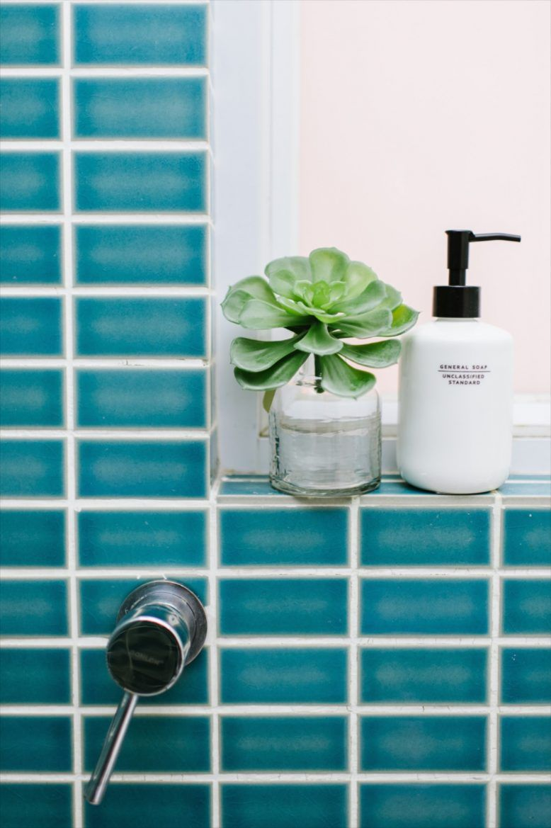 A Pair & A Spare | How to turn your small bathroom into a mini spa ...