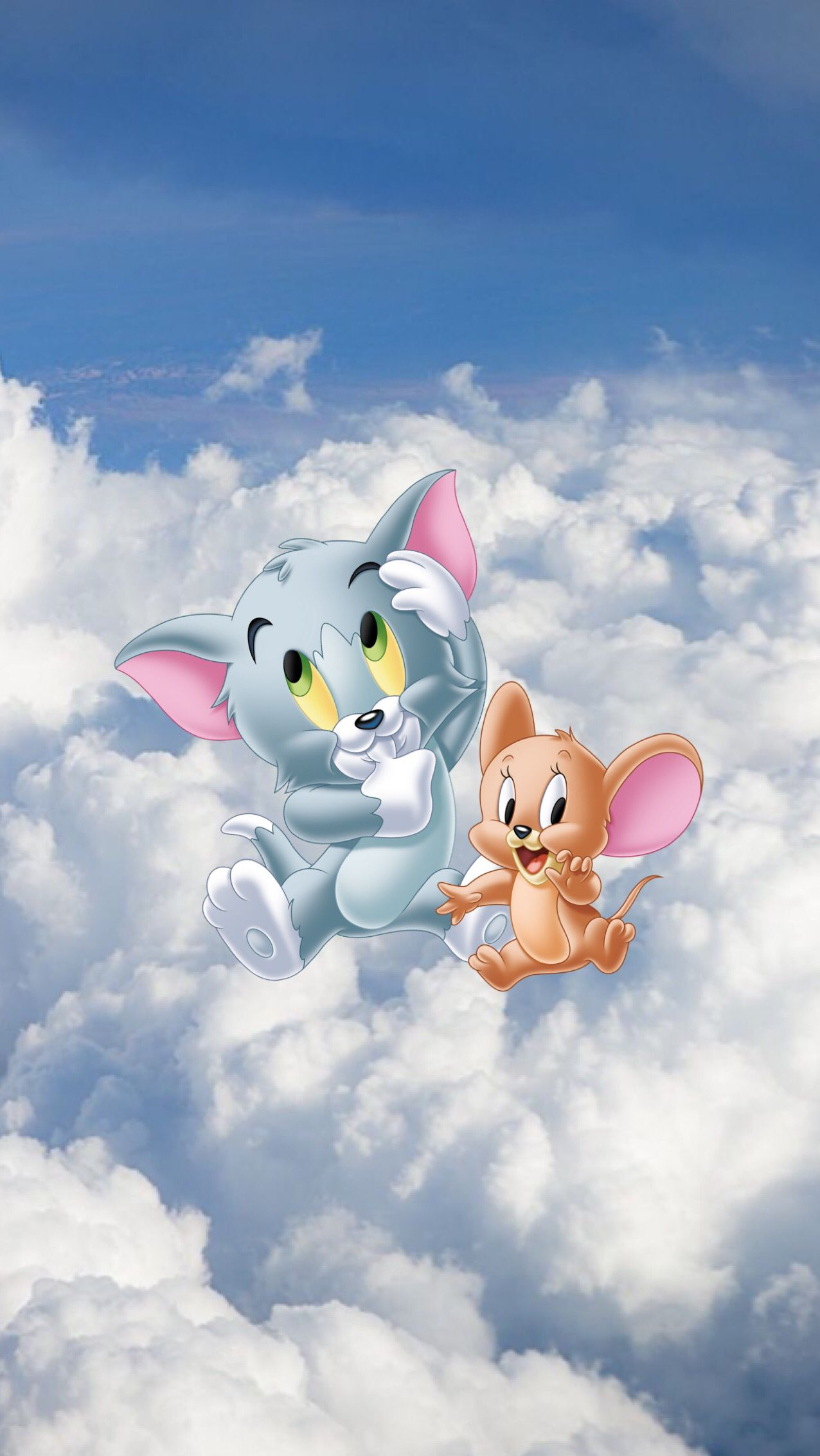 Tom Jerry In 2020 Cartoon Wallpaper Iphone Cute Cartoon Wallpapers Cute Disney Wallpaper