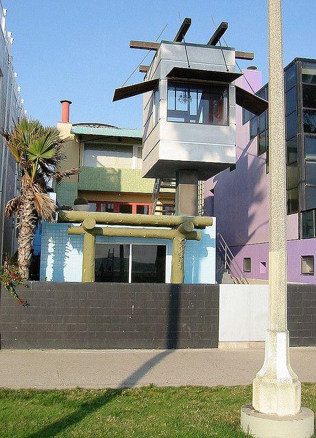 Frank Gehry Beach House Venice California