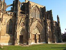 Glise de l 39 abbaye de st antoine l 39 abbaye is re rh ne alpes france - Office de tourisme saint antoine l abbaye ...