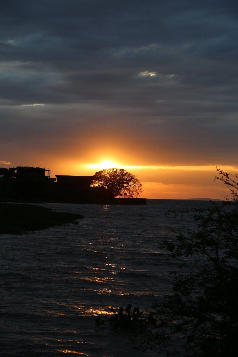 Sunset..Dunga hill camp. Lake Victoria Kenya | Sunset ...