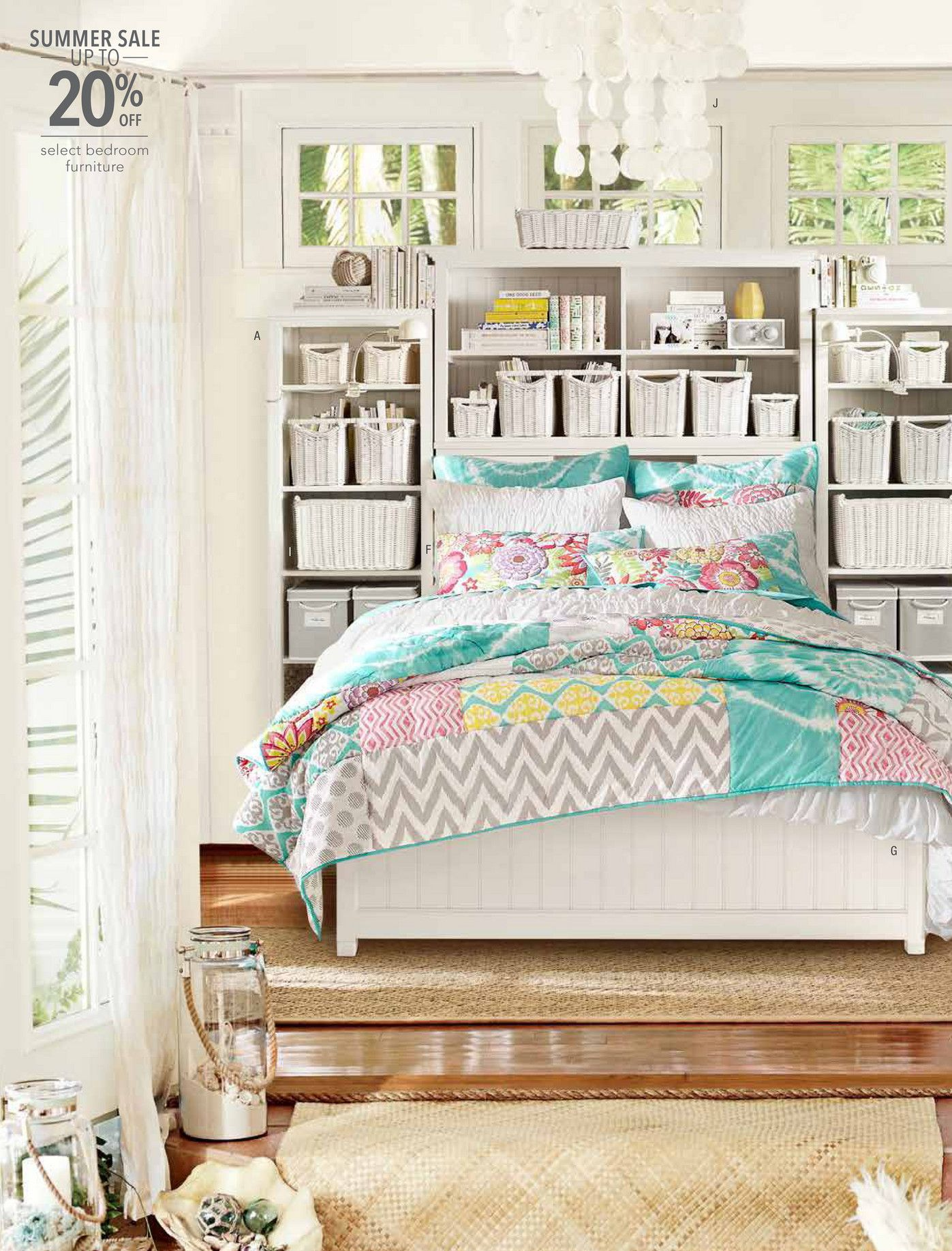 Pottery Barn Teen PBTeen Summer D2 Page 100 101