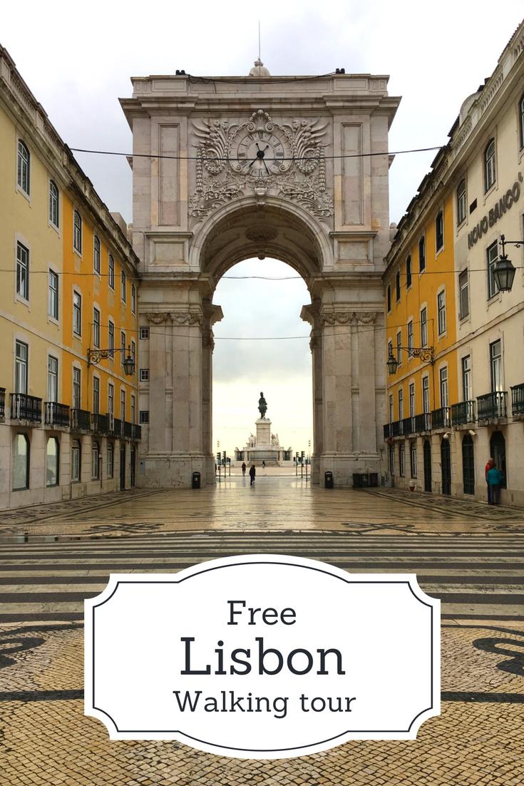 Loving Lisbon free walking tours are the best walking