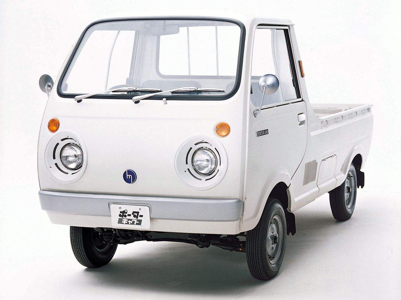 1969 Mazda Porter (with the old Mazda logo) | TinyCars ...